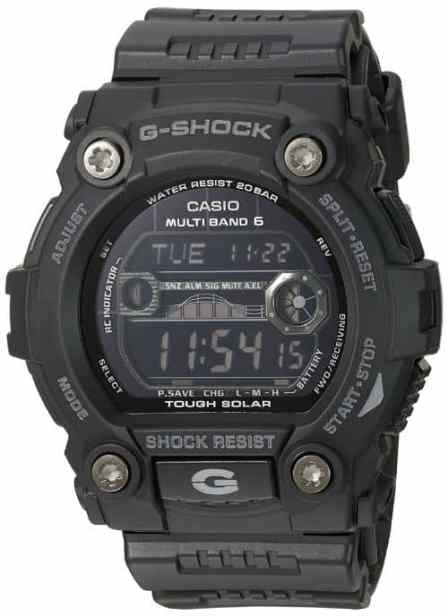 Casio G-Rescue Solar Atomic Watch