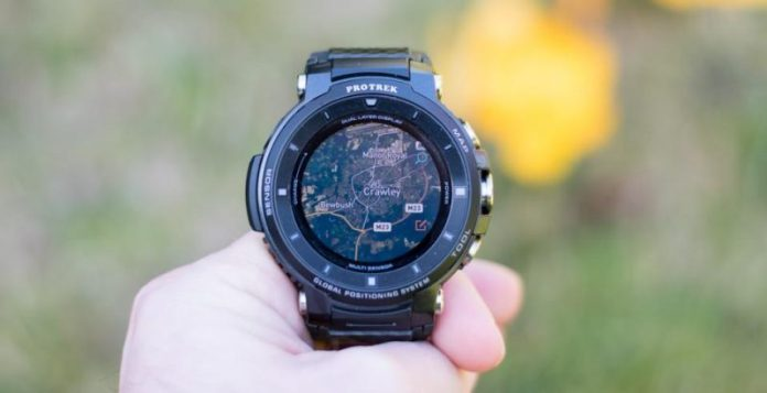 Casio WSD-F30