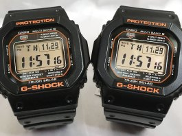 Solar powered watches 2019