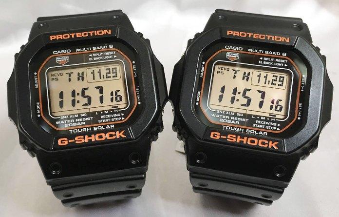 G-Shock Unisex G-Shock Tough Solar