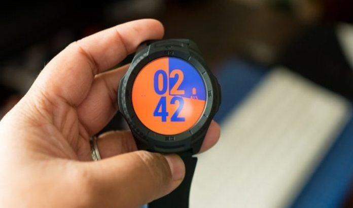 TicWatch S2 Waterproof smartwatch