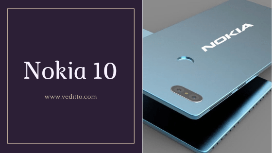 Nokia 10 Upcoming Smartphone