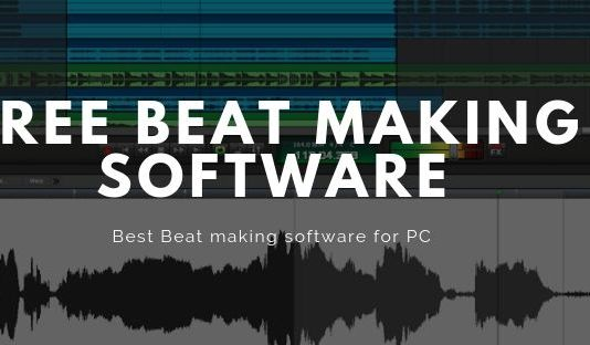 Free beat making software for PC