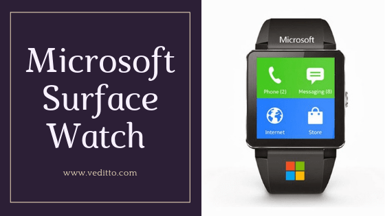 Microsoft Surface Watch