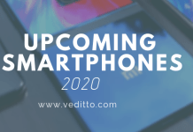 Upcoming smartphone 2020