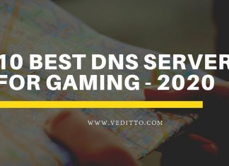 BEST DNS SERVER GAMING 2020