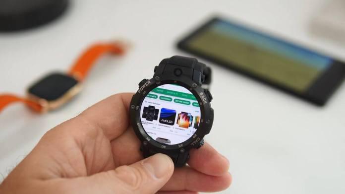 Thor 6 Smartwatch design