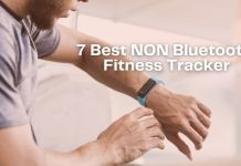 best non bluetooth fitness tracker