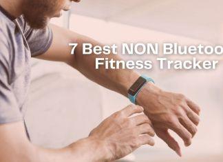 best non bluetooth fitness tracker