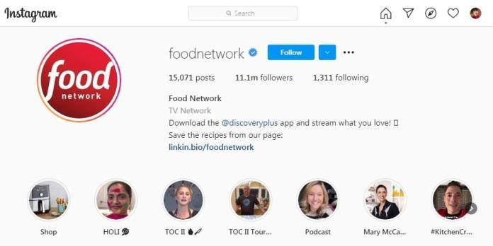 @foodnetwork