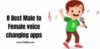 Voice changing Apps