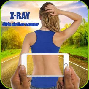X-ray cloth remover