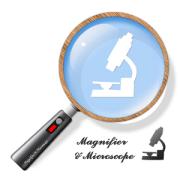 Magnifier & Microscope App