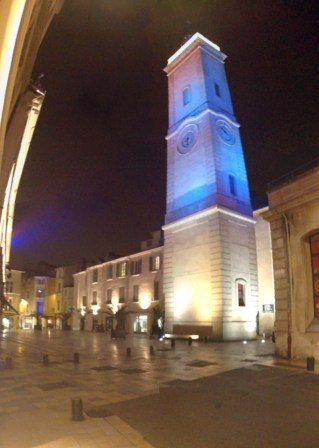 Clock Tower, Nîmes