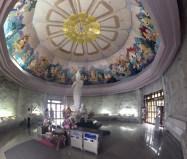 Inside a chedi, Doi Inthanon, Chiang Mai