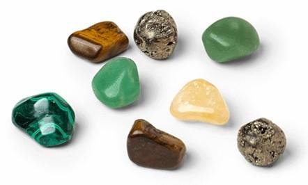 Исцеляющие камни и кристаллы для богатства, удачи и процветания