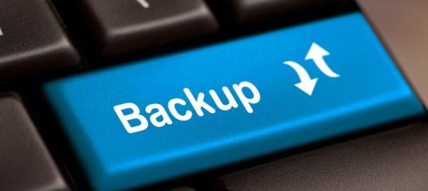 backup header