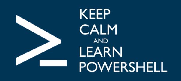 basic powershell commands intro