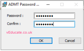MIgrate users between a forests Install Password Migration Service 2