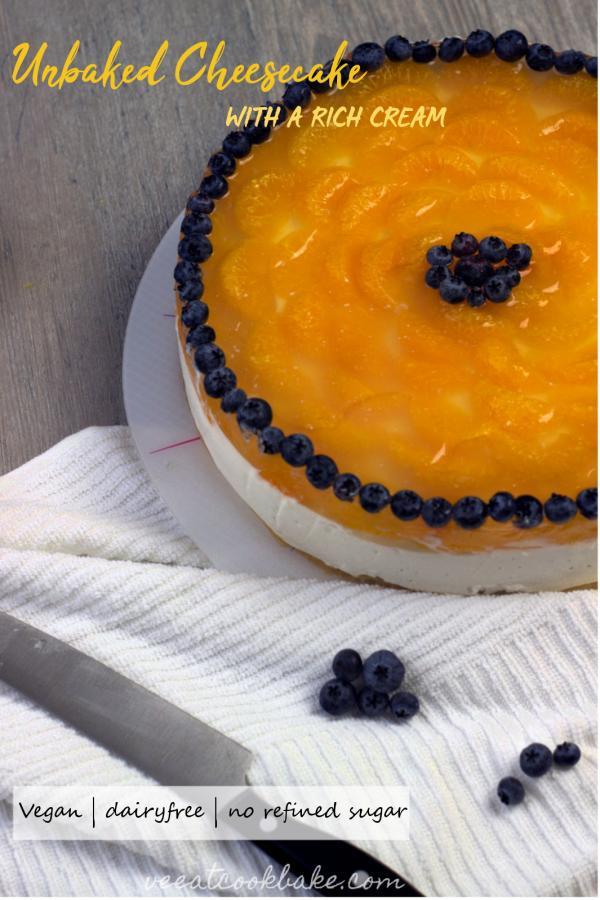unbaked-cheesecake-with mandarines-06