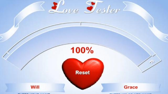 Permainan Tester Love