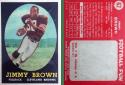 Jim Brown 1958 Topps #62