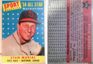 Stan Musial 1958 Topps #476