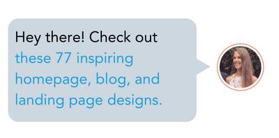 Ejemplos de diseño de sitios web