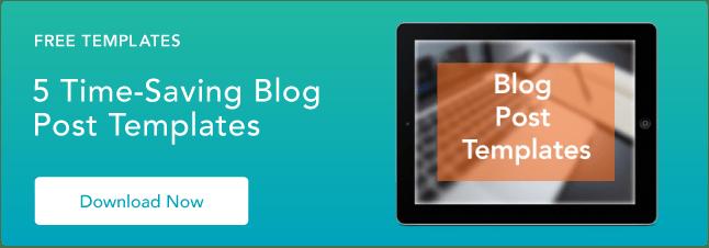 Plantillas de blog