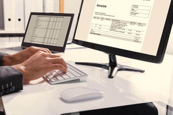 Diseño profesional de facturas: 14 muestras y plantillas para inspirarte – Veeme Media Marketing