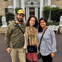 maggie and i introduced lannon to graceland. memphis, tennessee. december 2015.