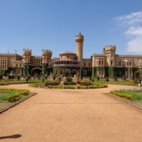 bangalore sights: bangalore palace.
