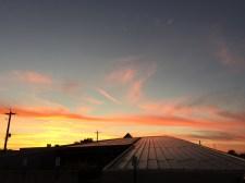 memphis sunsets. memphis, tennessee. november 2016.
