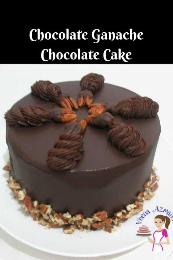 Chocolate Ganache Recipe Dark Milk Or White Chocolate