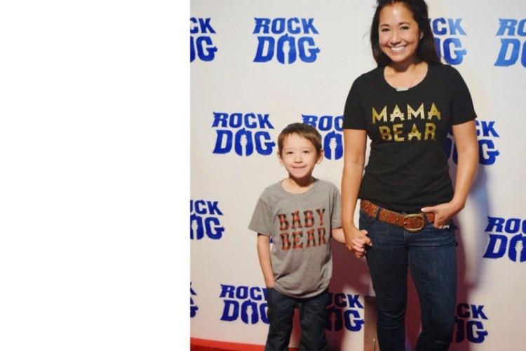 Rock Dog Movie Premiere with Lionsgate