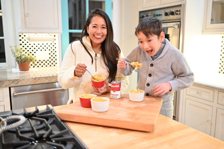 Tomato Soup Mac and Cheese Recipe