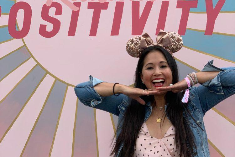 Polka Dot Summit with Minnie Style