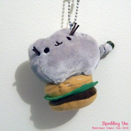 Pusheen loot!