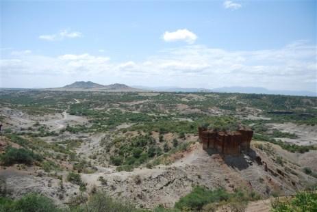 De Olduvai Gorge