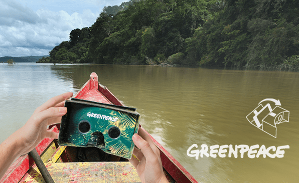 Greenpeace: How A VR-wielding NGO Safeguards the Earth