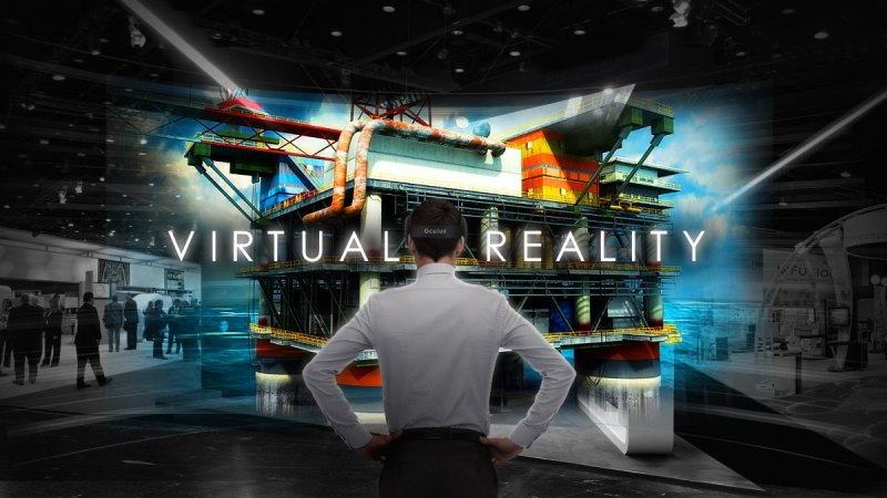 How Is the Virtual Reality Technology Being Applied?