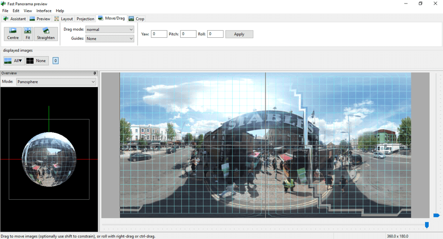 Hugin Tutorial: How to Stitch Your 360 Photos/Panoramas | VeeR VR Blog