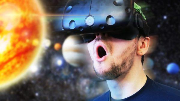 用VR眼镜看360度视频