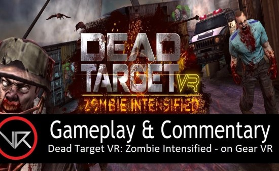 Dead target VR Zomie game