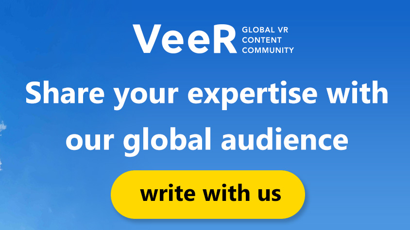 write-with-us – VeeR VR Blog