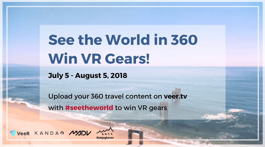 see the world win vr gear