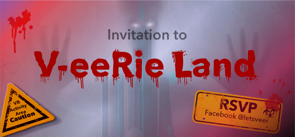 Boo! V-eeRie Land Is Opening For Halloween Warriors
