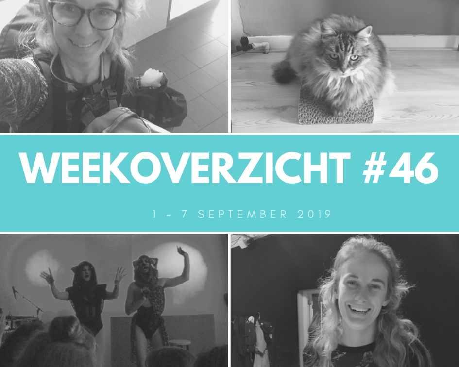 Het weekoverzicht van mijn eerste week van het Amsterdam Fringe Festival. Hoe ging de opbouw en het eerste festival weekend? Je ziet het in dit weekoverzicht!
