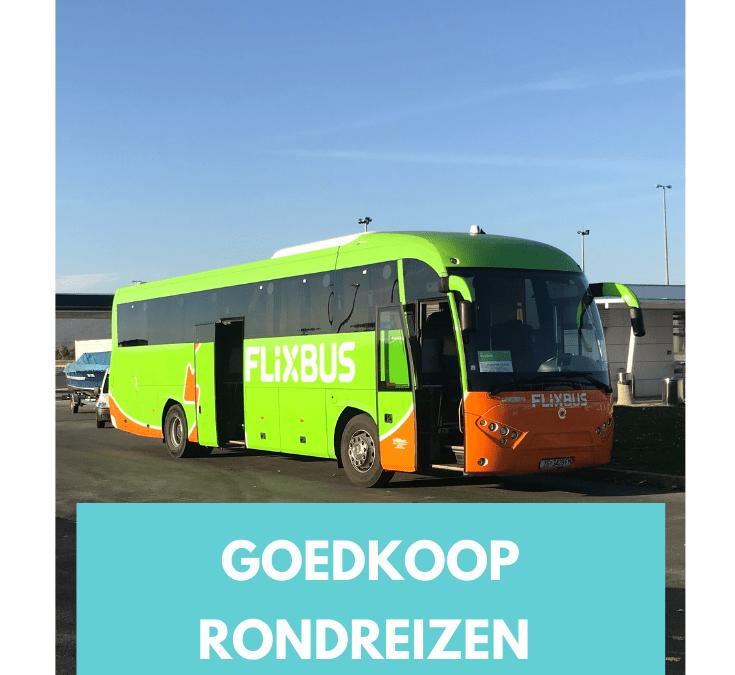 Rondreizen met Flixbus