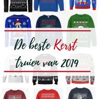 Kersttruien van 2019
